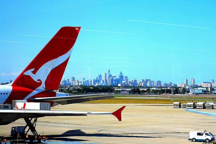 See ya Sydney!