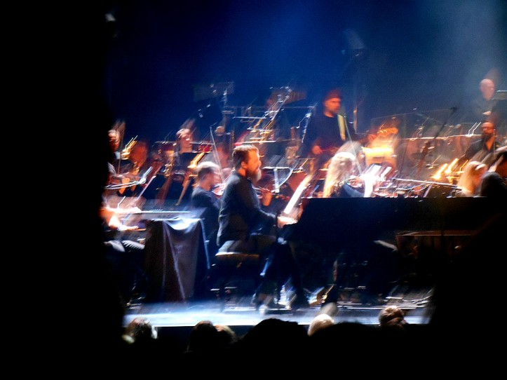 John Grant and the Icelandic Symphony Orchestra