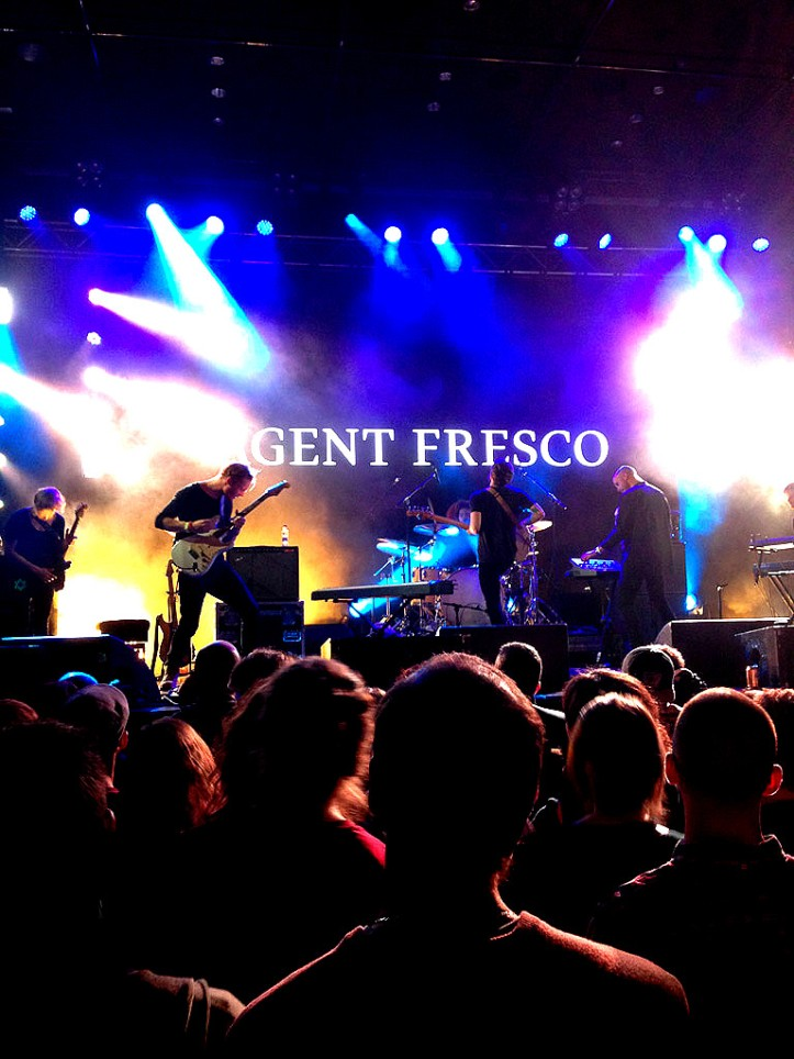 Feeling it with Agent Fresco